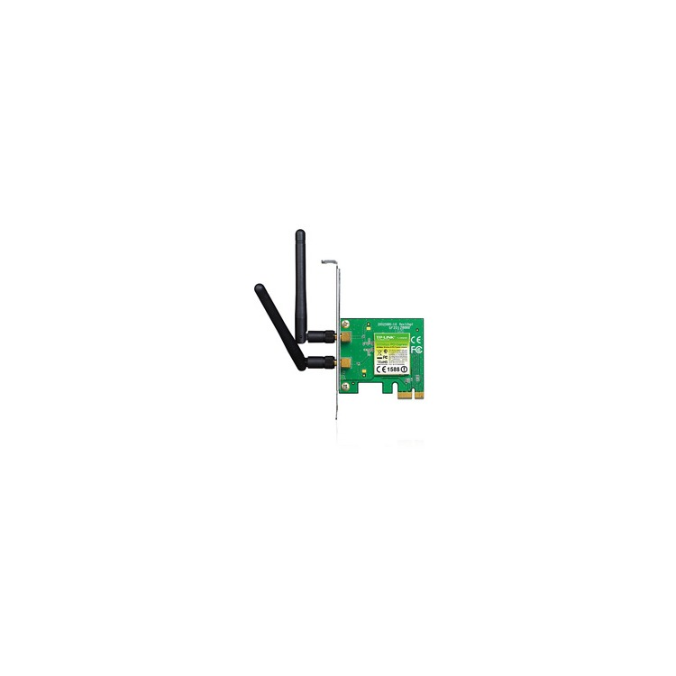 TP-Link WN881ND - Wireless N N300 (300 Mbps) PCI Adapter - Netwerkkaart