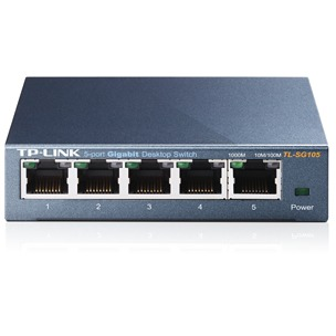 TP-Link TL-SG105 5 Poorts Switch