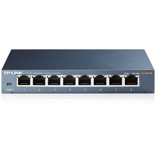 TP-Link TL-SG108 8 Poorts Switch