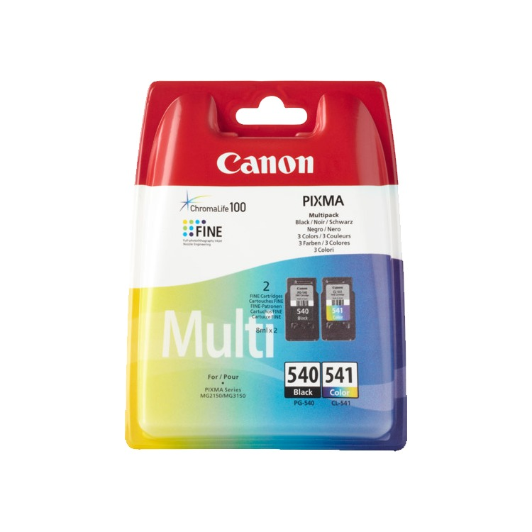 Canon Inktset »PG-540« & »CL-541«