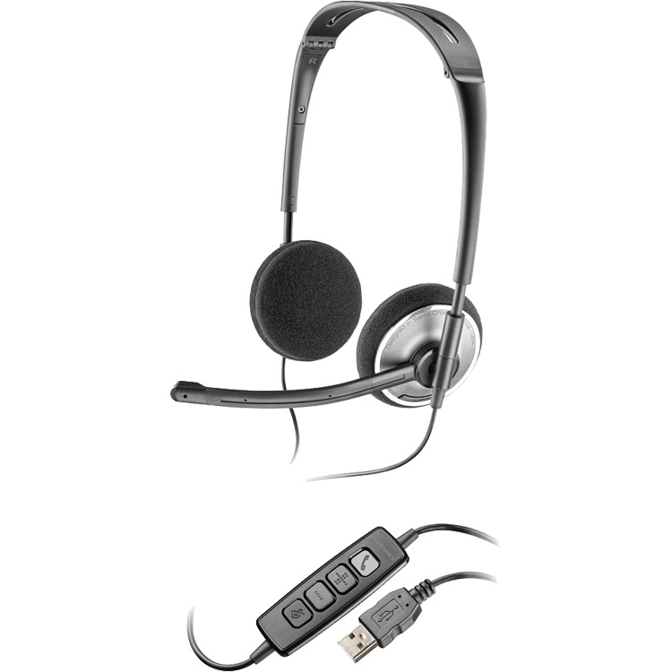 Plantronics .Audio 478 DSP Headset