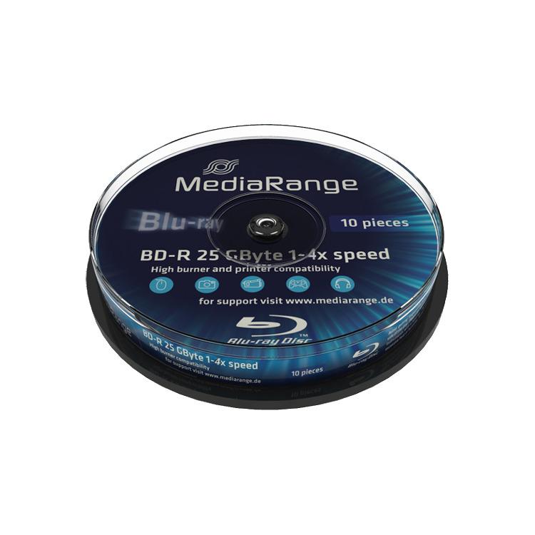 MediaRange MR495 Lees/schrijf blu-ray disc