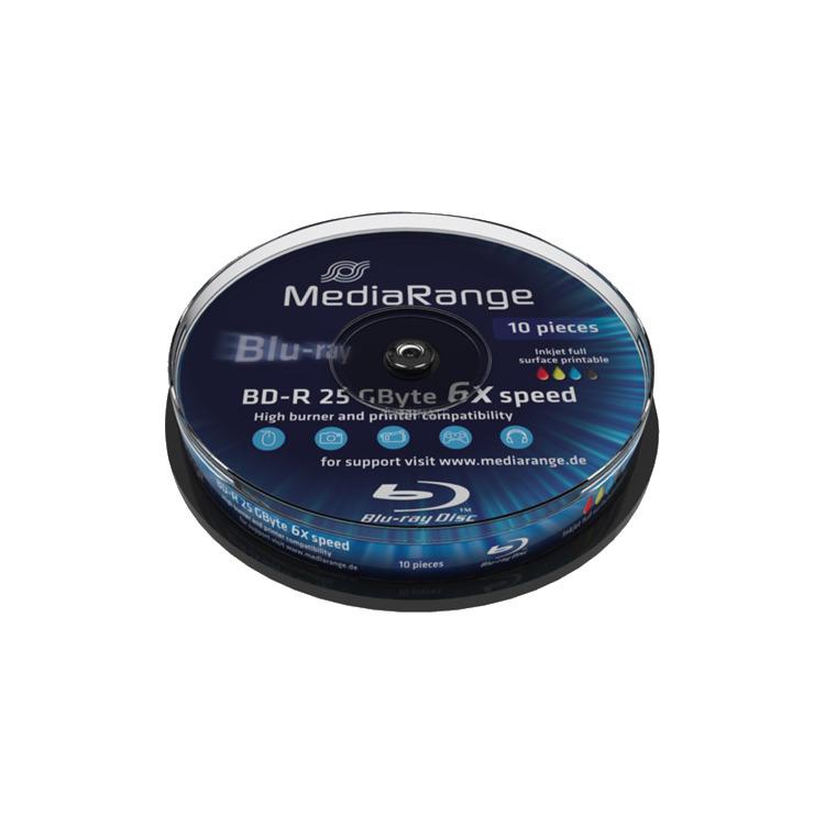 MediaRange BD-R 25 GB
