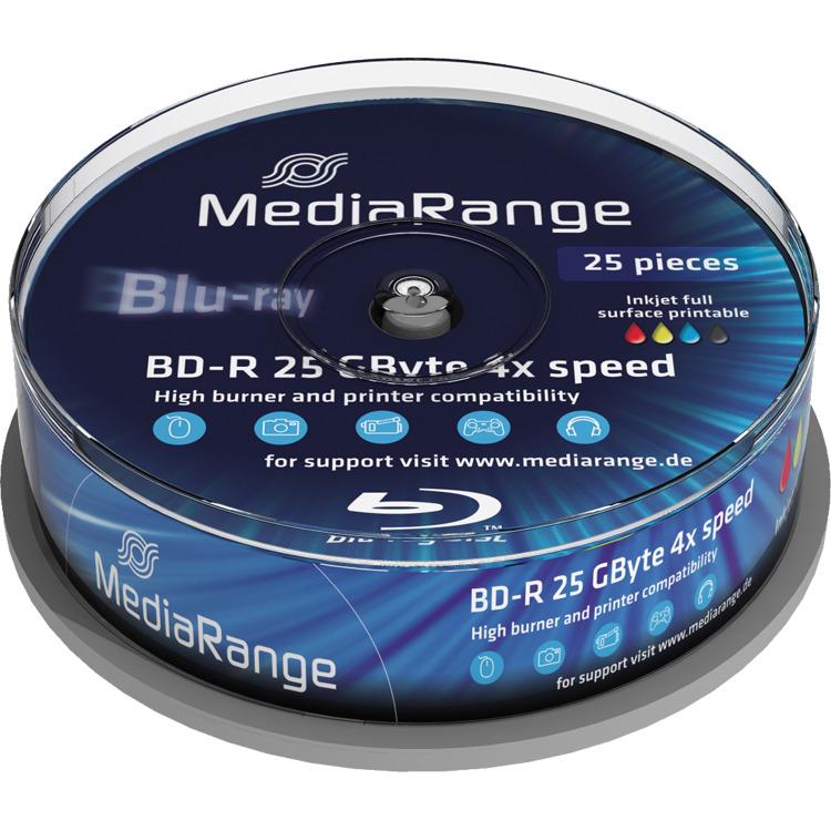 MediaRange MR504 Lees/schrijf blu-ray disc