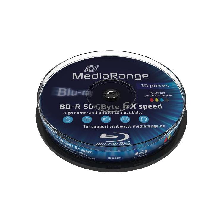 MediaRange BD-R 50 GB
