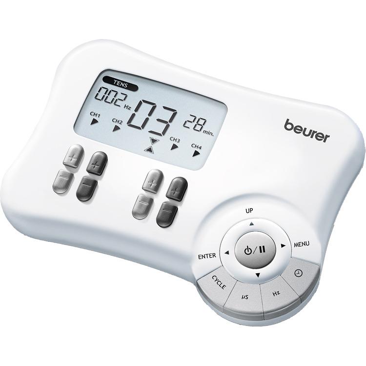 Massageapparaat, Beurer, 'EM 80 Digital TENS/EMS'