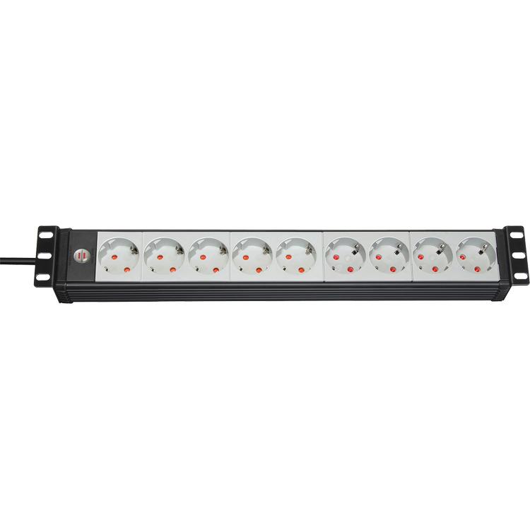BrennenstuhlPremium 1156057019 (Retail, 19-Rack, Voor 9 stekkers)