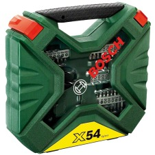 Bosch 54-delig X-Line Set II