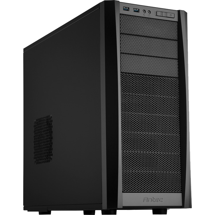 Image of Antec Case Three Hundred Two Mid Tower No PSU