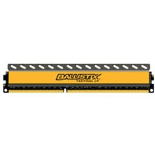 4GB DDR3 1600 MT/s (PC3-12800) CL8 @1.35V Ballistix Tactical LP UDIMM 240pin