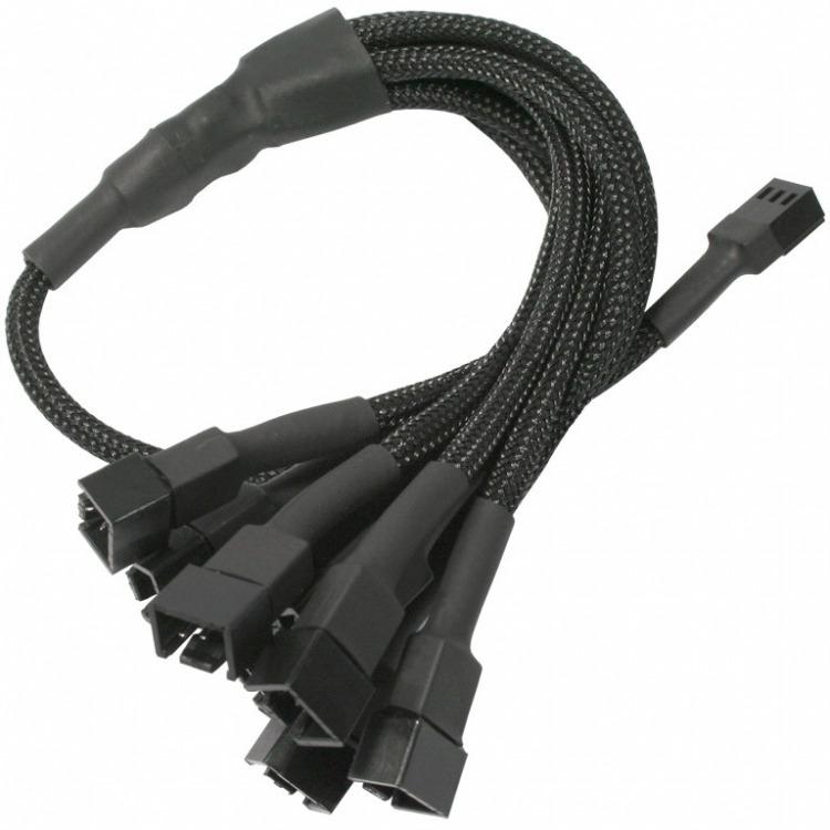 Image of 3-Pin Koeler naar 9x 3-Pin Koeler adapter 60 cm