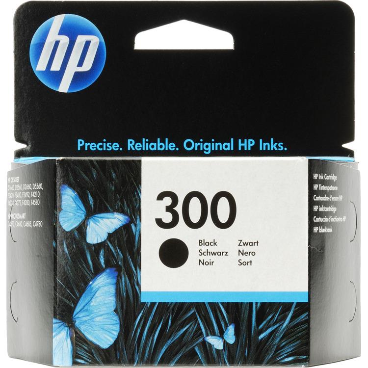 HP Inktpatroon »HP CC640EE« HP 300