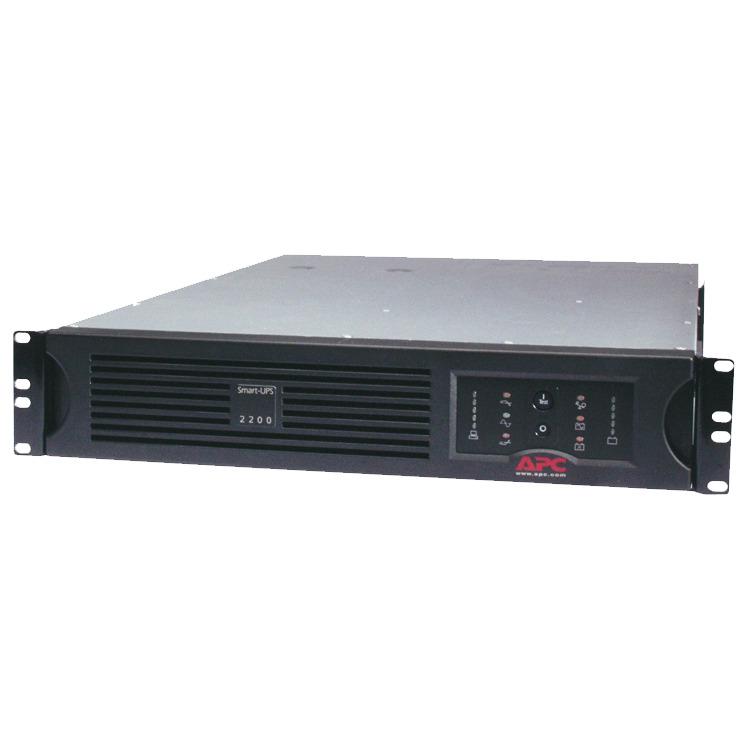 APC SMT3000RMI2U Smart-ups - Zwart
