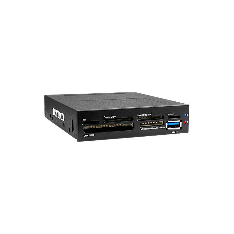 ICY BOXIB-864-B (Retail, USB 3.0, USB 2.0, eSATA)