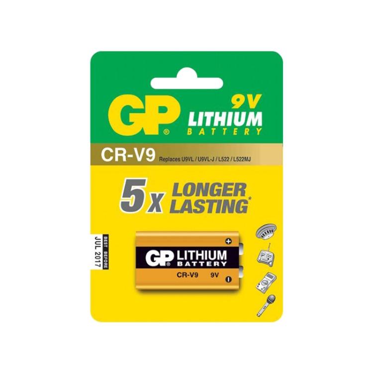 GP Lithium LR22 Batterij voor Rookmelders