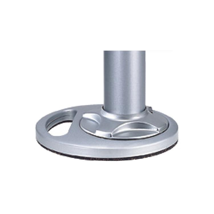 NewStarFPMA-D9GROMMET - Draaibare voet - Geschikt voor NewStar FPMA-910 - Zilver