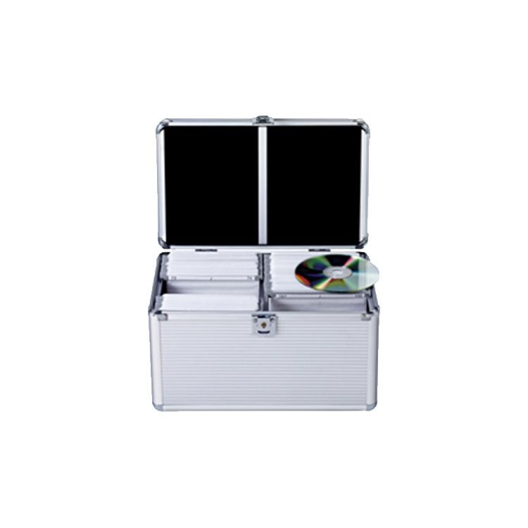 MediaRange CD DJ-Case MediaRange voor 500 CD-DVDs (BOX77)