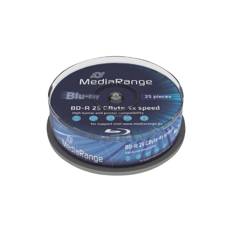 MediaRange MR503 Lees/schrijf blu-ray disc