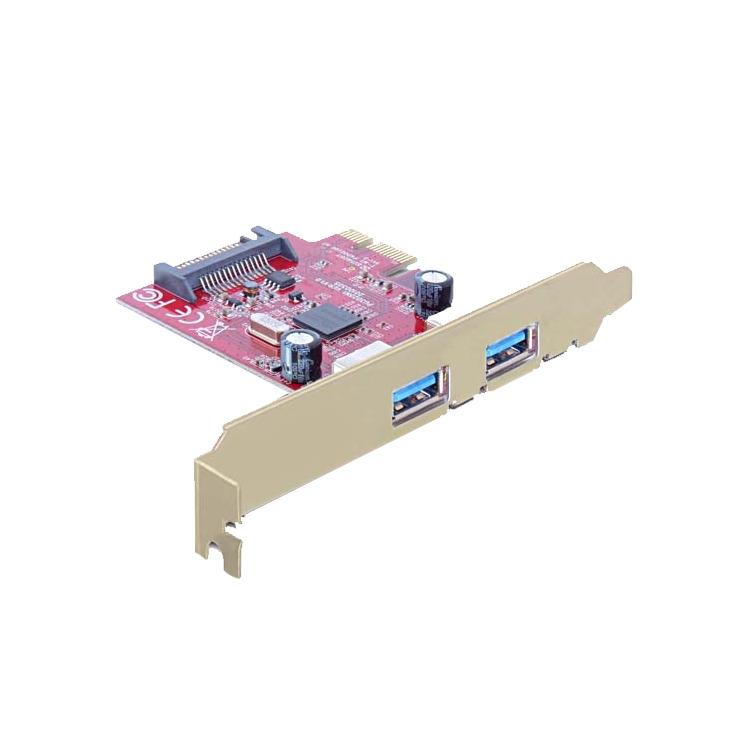 Delock - PCI Express Card - 2 x USB 3.0