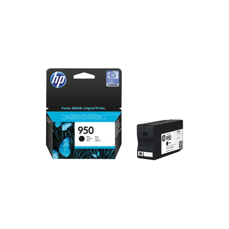 HP 950 - Inktcartridge / Zwart