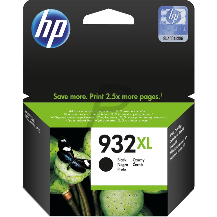 HP Inktpatroon »HP 932XL«