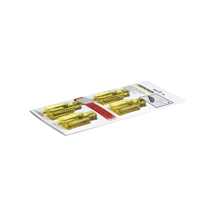 Karcher Reinigingsmiddel 4x 20 ml Accessoire