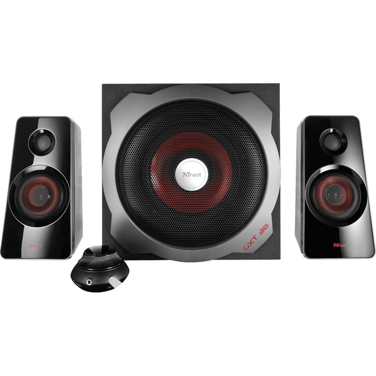 GTX 38 2.1 Ultimate Bass Speakerset