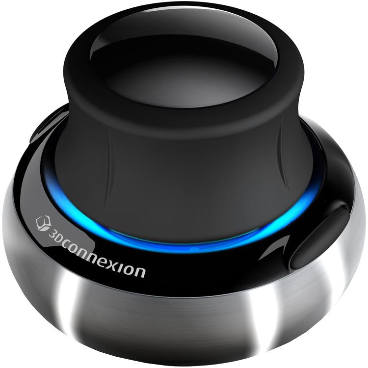 3DConn SpaceNavigator - Bedrade 3d Muis / Standaard Editie