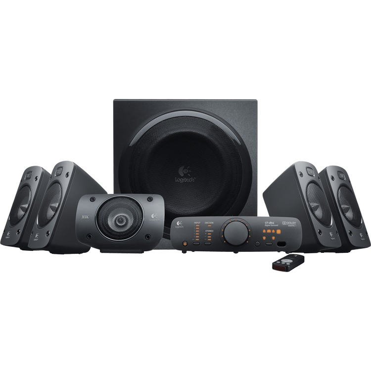 LOGITECH Speakerset Z906