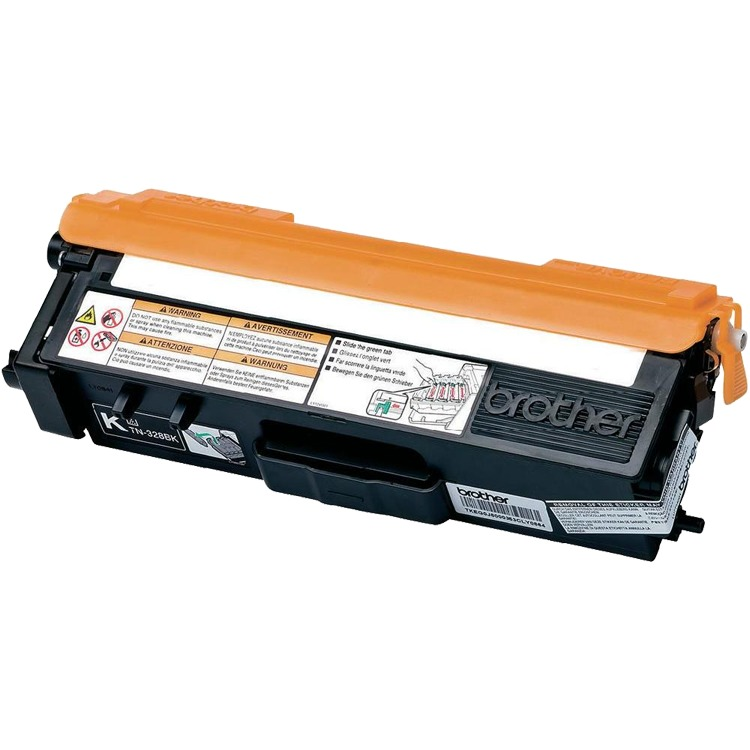 Brother Toner »TN-328BK«