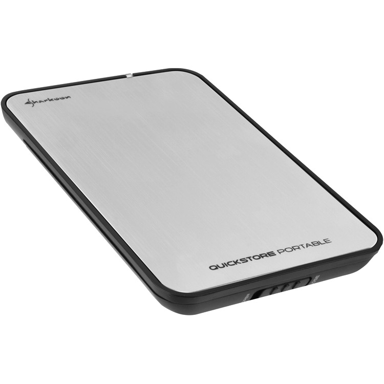 Sharkoon QuickStore portable USB 3.0 2,5  (Retail)