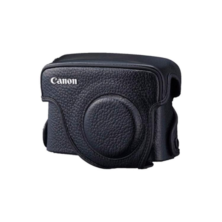 Canon SC-DC60A leren tas voor de PowerShot G10