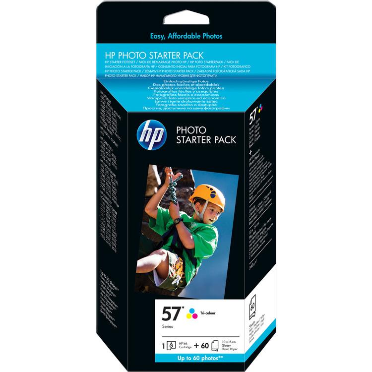 HP Starterkit Foto-Tintenpatrone »HP Q7942AE« Nr. 57