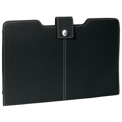 Targus, Twill 15 Inch Sleeve MacBook Pro (Black)