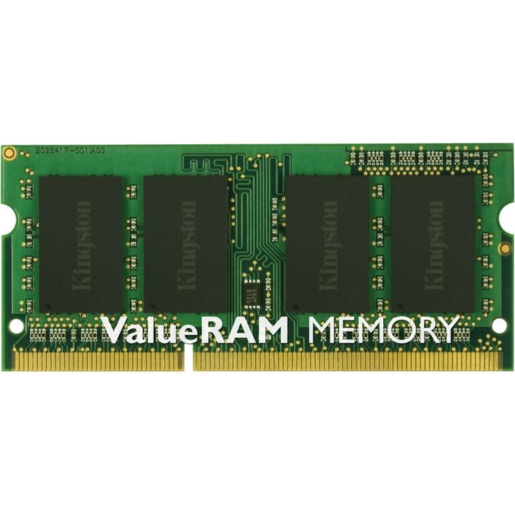 Kingston ValueRAM 4GB PC3-12800 SODIMM