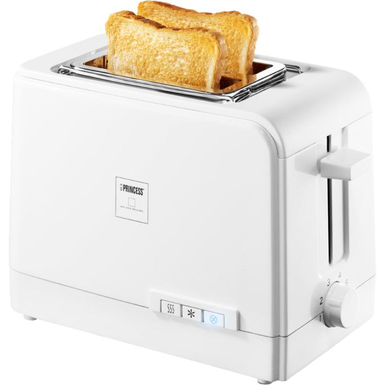 142613 Simply White Toaster