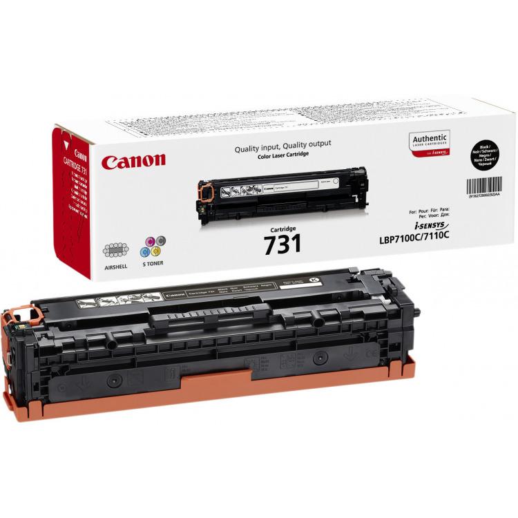 Canon 731C Toner Cyaan