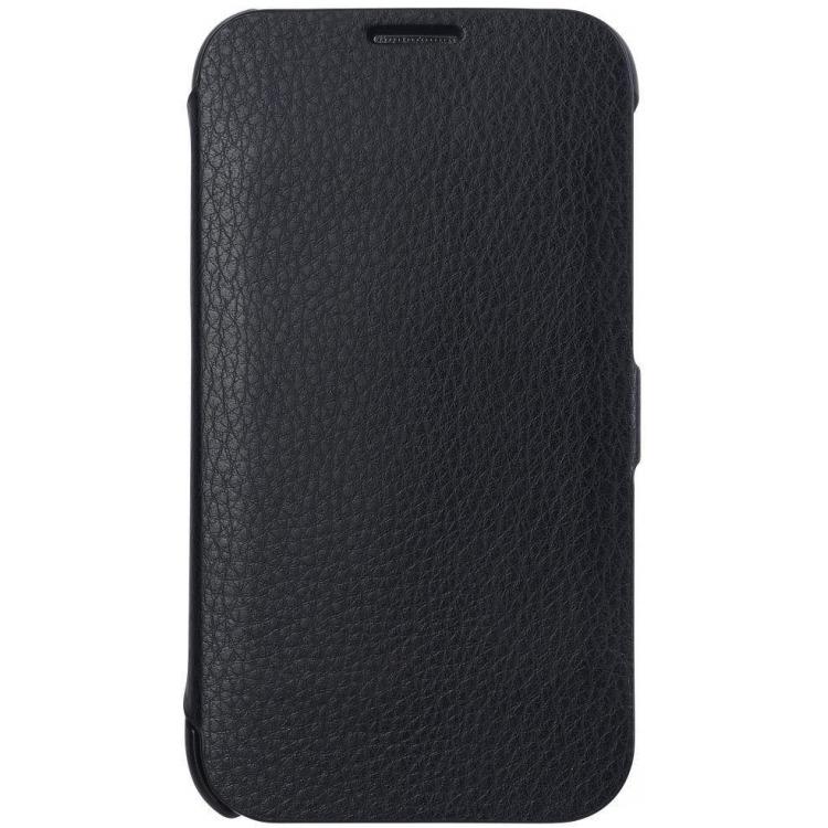 Image of Anymode Card Stand Folio Voor Samsung Galaxy Note 2 (Zwart)