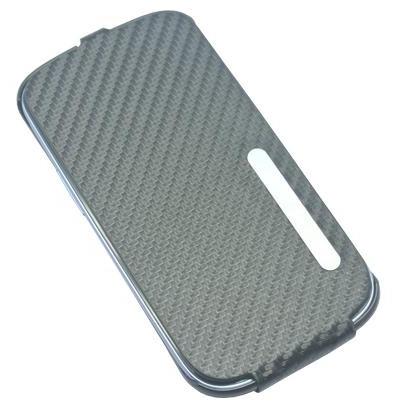 Image of Anymode Carbon Cradle Case Voor Galaxy S3 (Grijs)