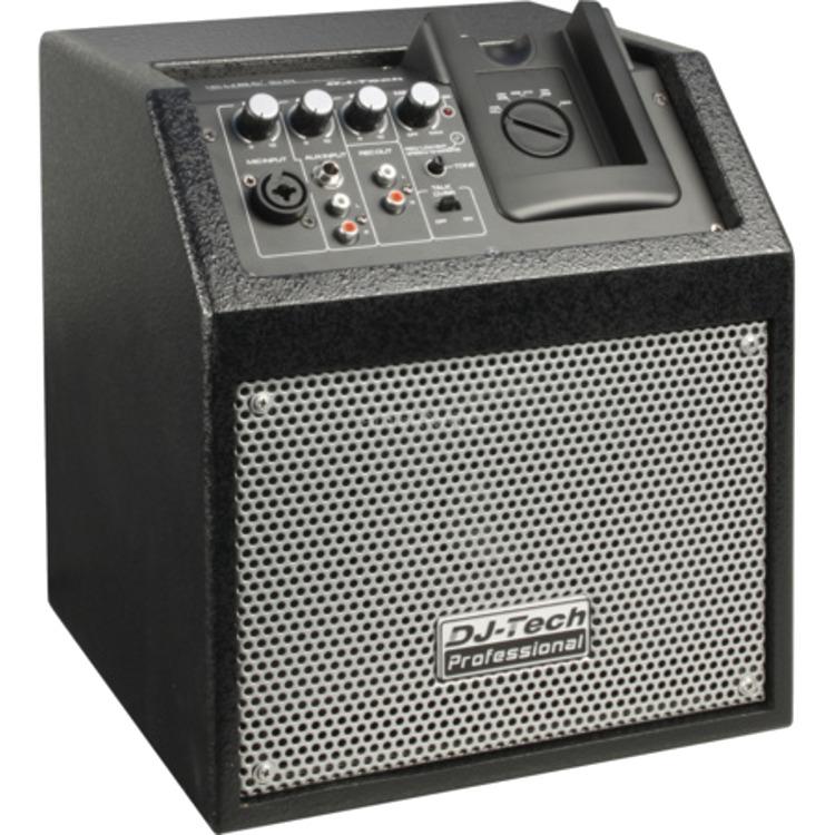 Image of DJ Tech IPod Wireless PA ICube50