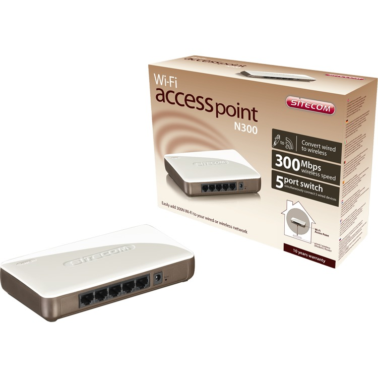 WLX 2000 Access Point + Switch