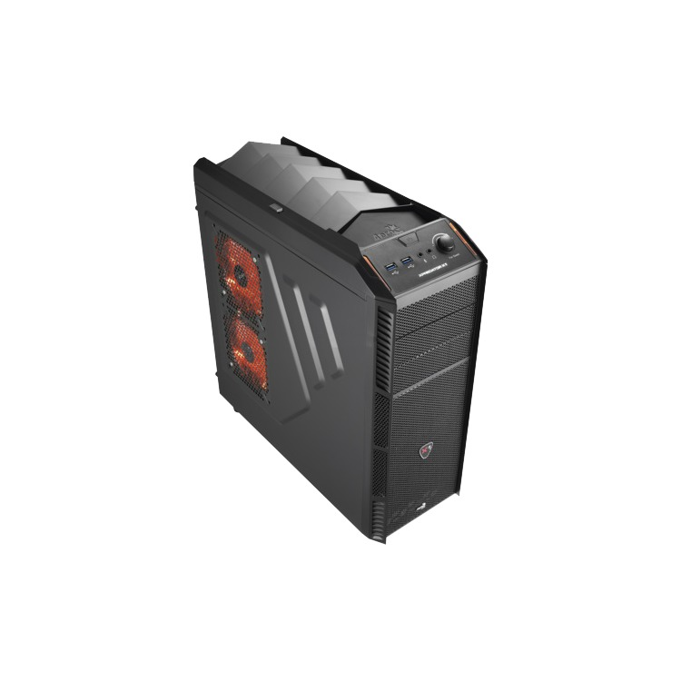 AerocoolXPredator X1 Black Edition (Retail, USB 3.0)