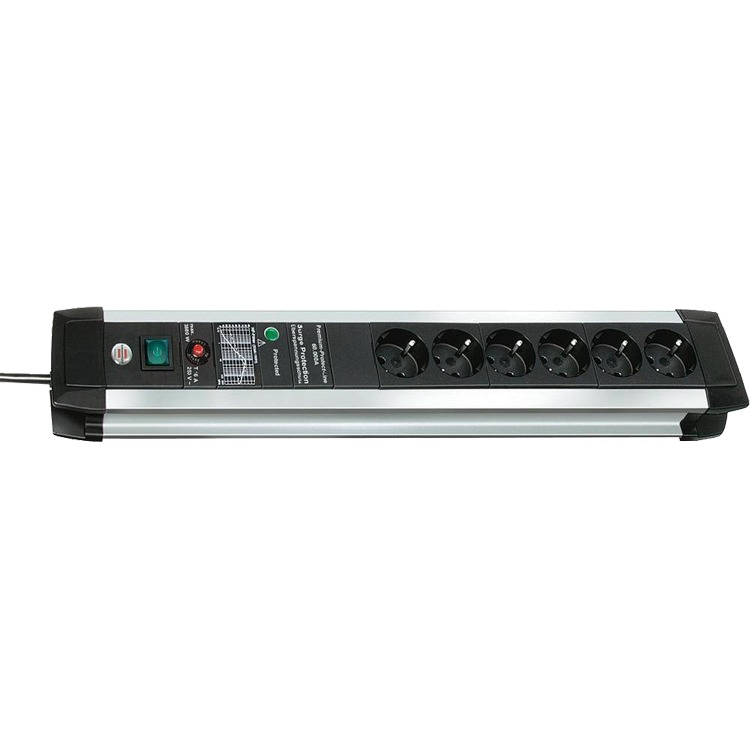 Brennenstuhl Premium Protect Line 60.000A - 1391000607 met Filter