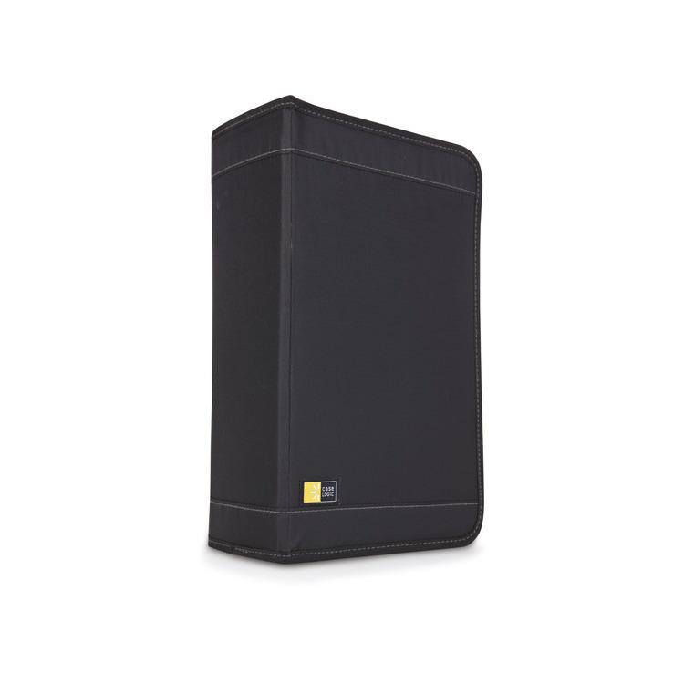 Case Logic CDW-128T - CD/DVD Wallet - 128 cd's