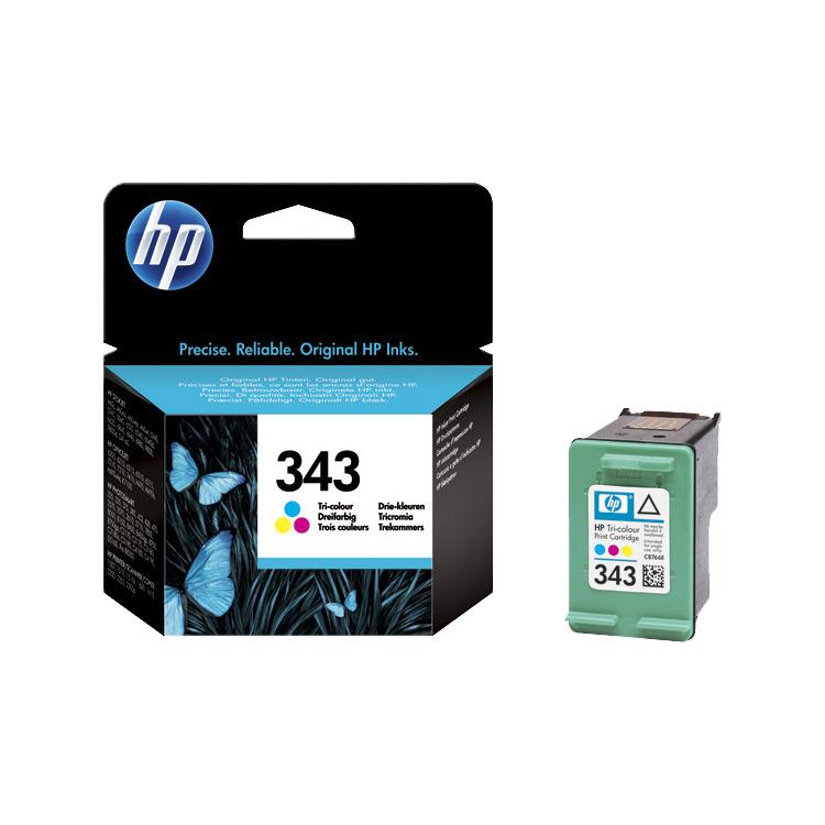 HP Inktpatroon »HP C8766EE« HP 343