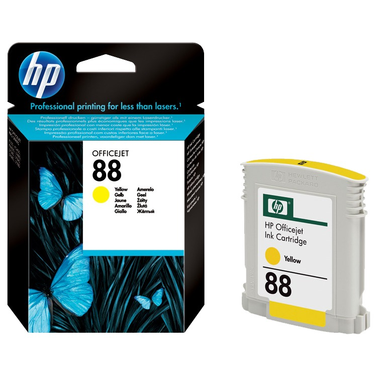 HP Inktpatroon »HP C9388AE« HP 88