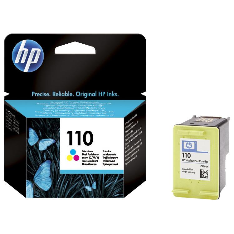 HP Inktpatroon »HP CB304AE« HP 110