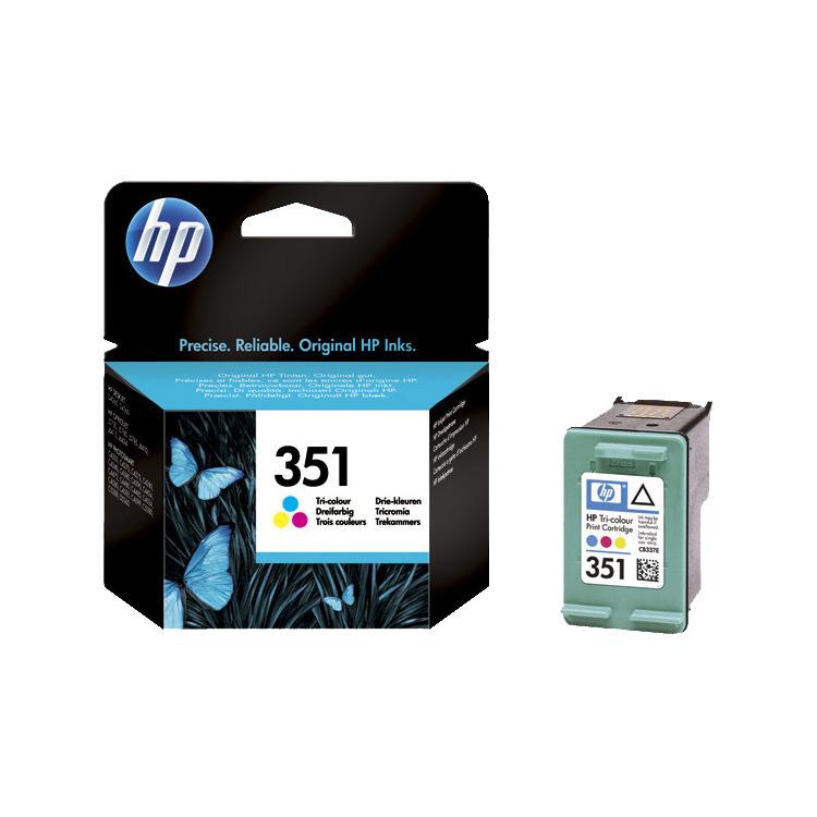 HP Inktpatroon »HP CB337EE« HP 351
