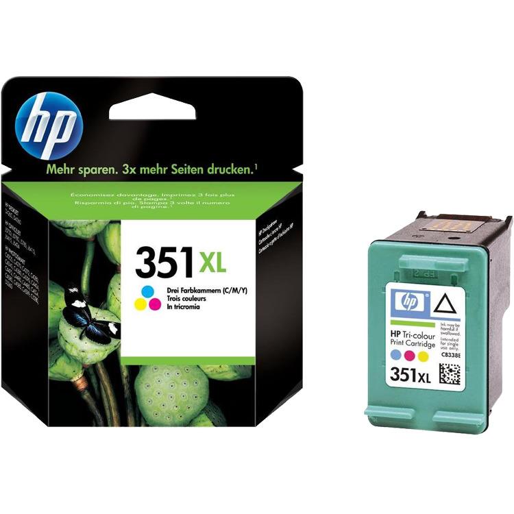 HP Inktpatroon »HP CB338EE« HP 351XL