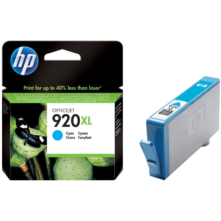 HP Inktpatroon »HP CD972AE« HP 920XL